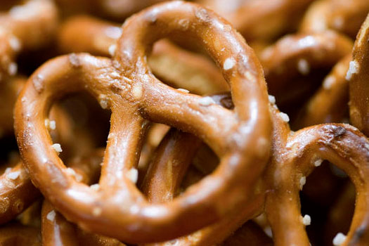 The Pretzel Brought To You By Lent Busted Halo