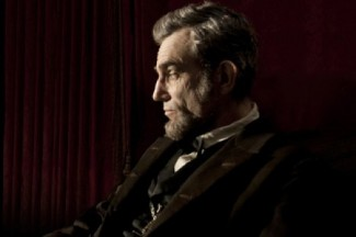 Daniel Day-Lewis stars in a scene from the movie, Lincoln. (CNS/DreamWorks)