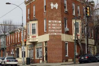 Women's Medical Society clinic in West Philadelphia.