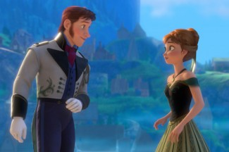 """A scene from the movie """"Frozen"""" (CNS photo/Disney)"""