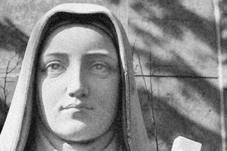 St. Thérèse is a patroness of Russia, where the 2014 Winter Olympics are taking place in Sochi.