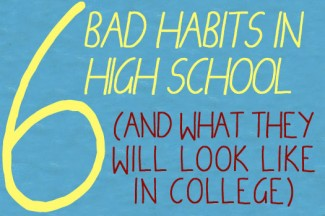 6 Bad Habits in High School (and what they'll look like in ...