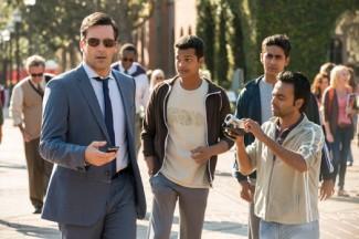 "Scene from the movie ""Million Dollar Arm."" (CNS photo/Disney)"