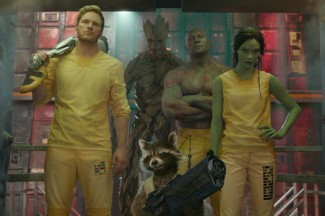 "A scene from the movie ""Guardians of the Galaxy."" (CNS photo/Disney)"