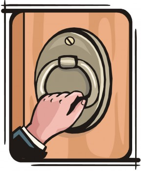 knocking