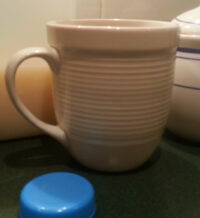 Tea and Milk Cap