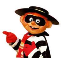 Don't be a Hamburglar. (McDonald's Wikia)