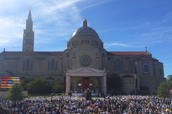 The Canonization Mass of Blessed Junipero Serra