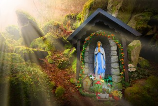Did Mary Ever Perform a Miracle?
