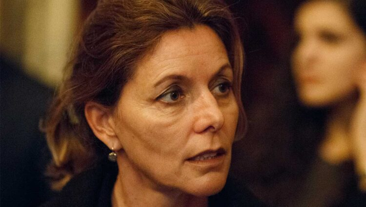 Barbara Jatta has been appointed as the new director of the Vatican Museums. (CNS photo/Paul Haring)