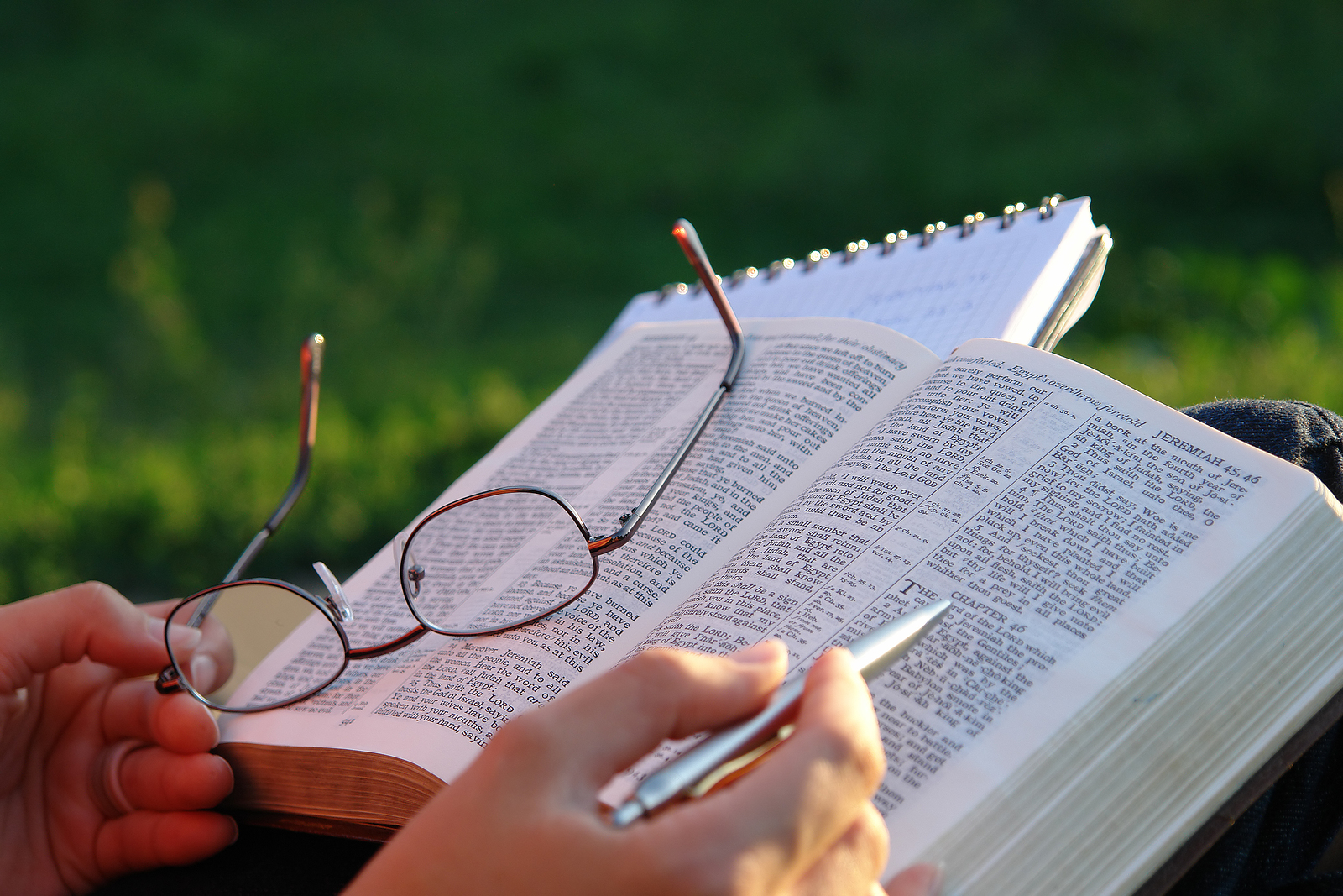 Lectio Divina: A Beginner's Guide | Busted Halo