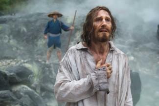 "Liam Neeson in ""Silence."""