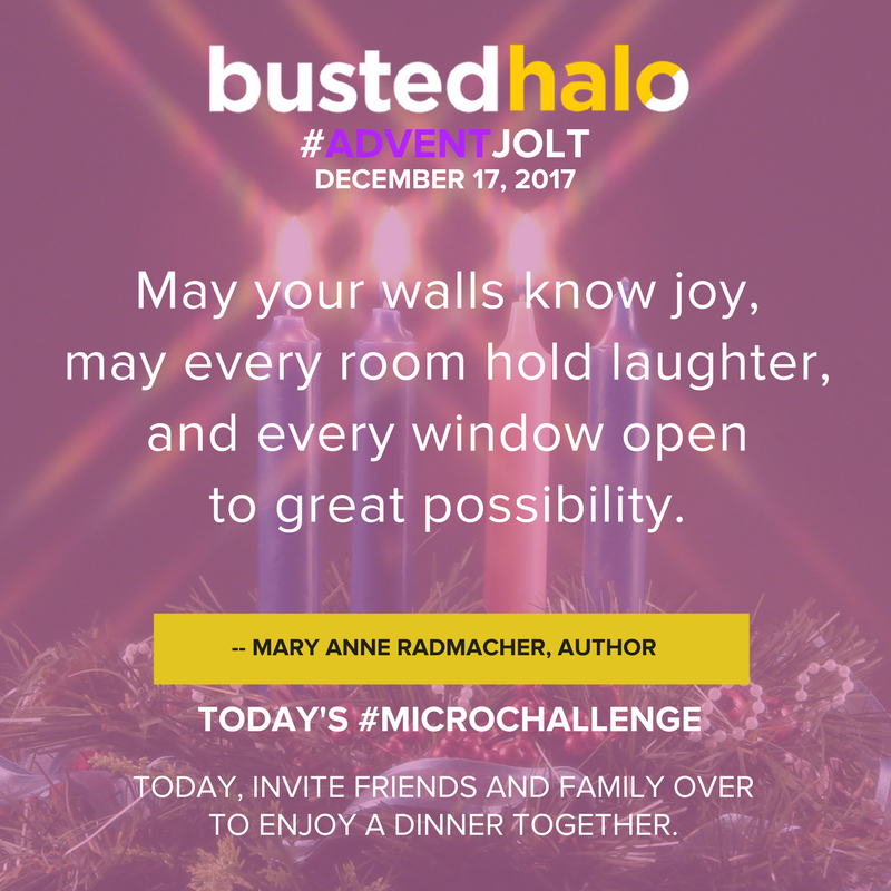 May your walls know joy, may every room hold laughter, and every window open to great possibility. -- Mary Anne Radmacher, author