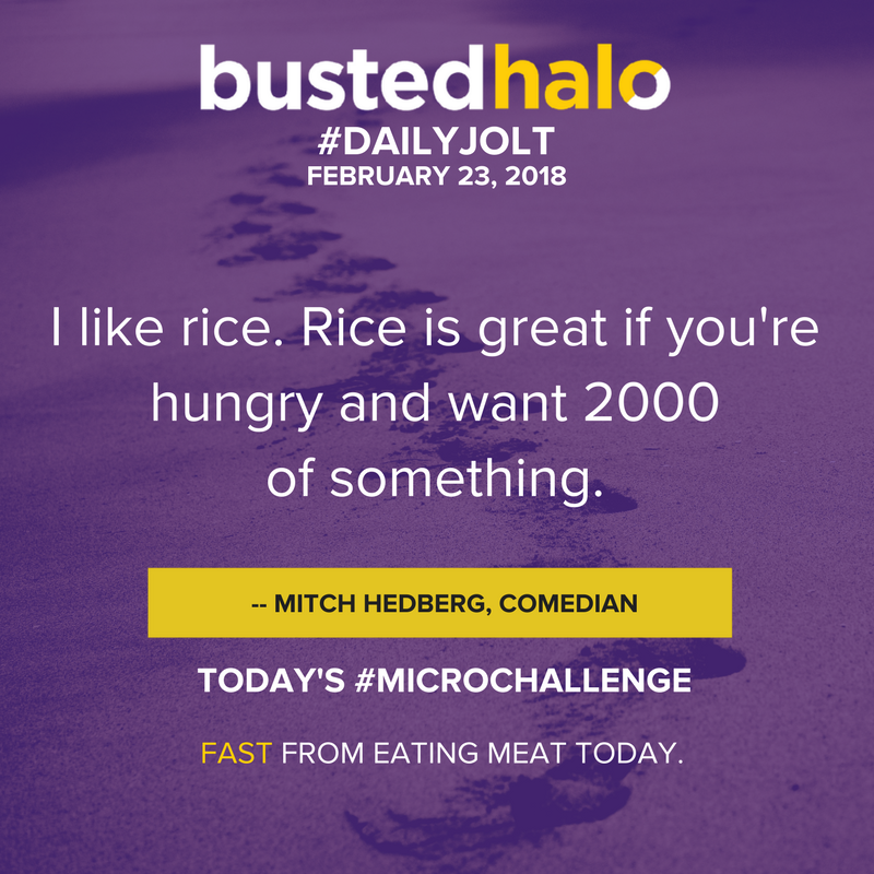 I like rice. Rice is great if you're hungry and want 2000 of something. -- Mitch Hedberg, comedian