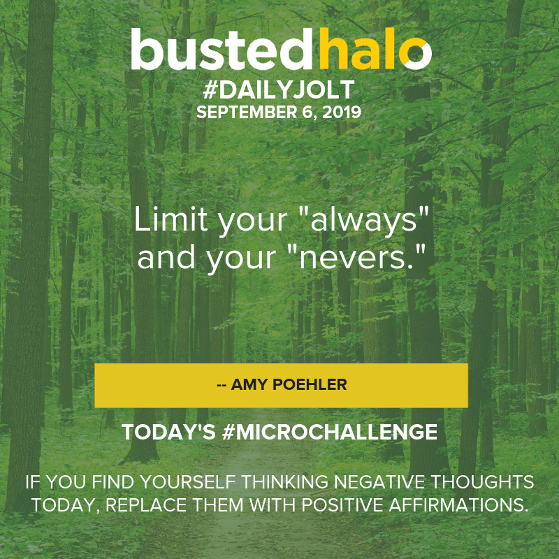 25 Great Things You Can Do for Lent   Busted Halo