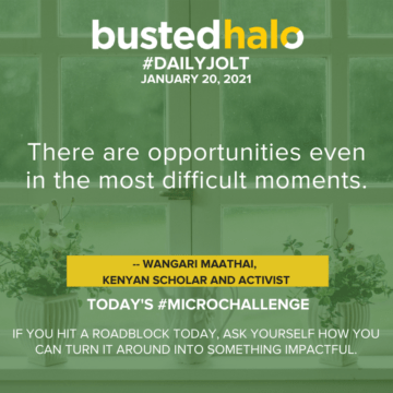 There are opportunities even in the most difficult moments. - Wangari Maathai